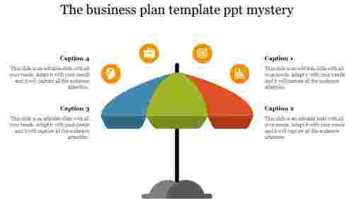 business plan template ppt-The business plan template ppt mystery
