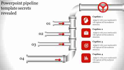 powerpoint pipeline template