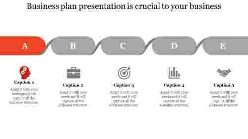 business plan presentation-Business plan presentation is crucial to your business-Style 1