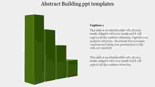 A one noded abstract PPT templates
