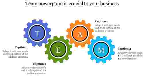 team powerpoint