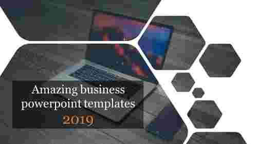 Hexagonal business powerpoint templates