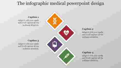 Infographic medical powerpoint design