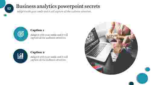 executive  business analytics powerpoint