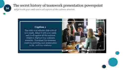 teamwork presentation powerpoint - increaseyour team spirit