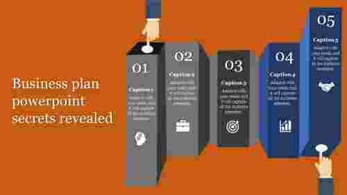 Business plan powerpoint - Many to One