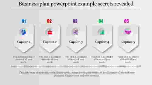 business plan powerpoint example