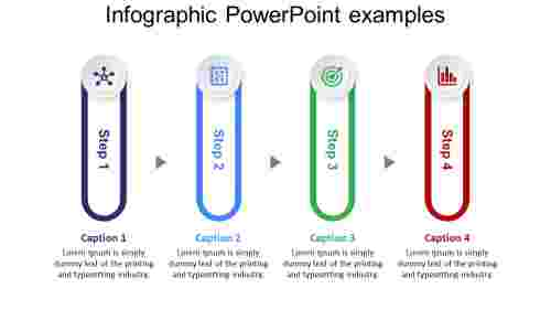 infographic powerpoint vertical model