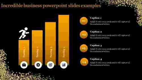business powerpoint slides for achievement