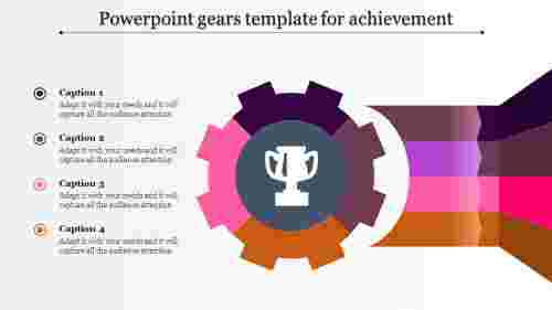 powerpoint gears template for business