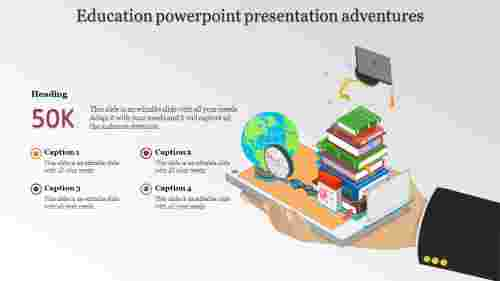 Succeeding education powerpoint presentation