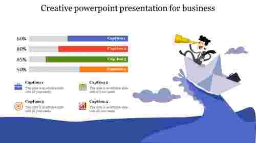 Fantastic creative powerpoint presentation
