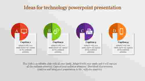 infographic technology powerpoint presentation