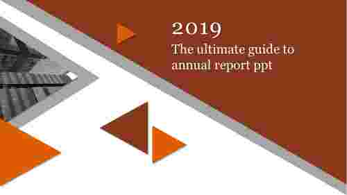 annual report powerpoint for business
