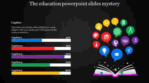 education powerpoint slides-The education powerpoint slides mystery
