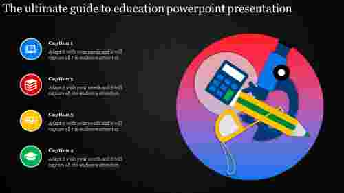 perfect education powerpoint presentation