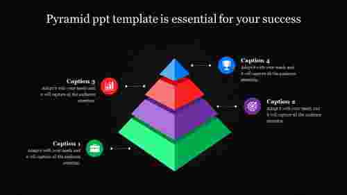 Pyramid PPT Template That Will Blow Your Mind