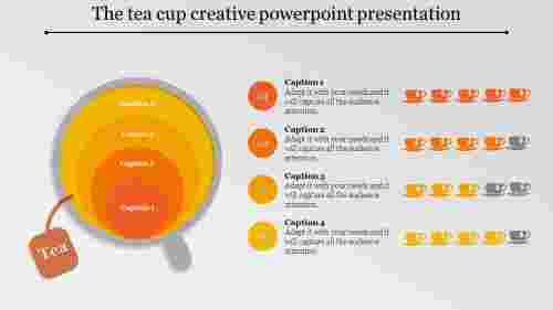 detailing creative powerpoint presentation