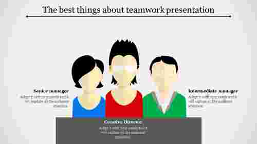 teamwork presentation - project management