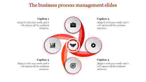 Attractive business process management slides