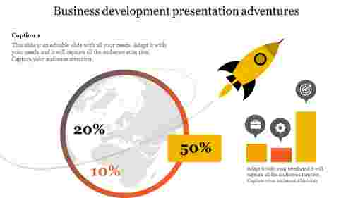 World level business development presentation