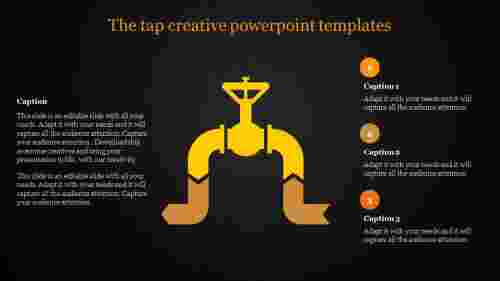 creative powerpoint templates - Tap design