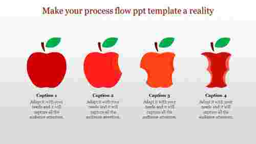 Understand The Background Of Process Flow PPT Now.