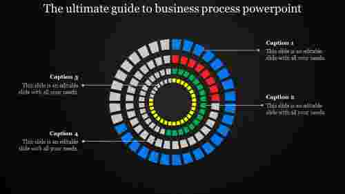 Concentric business process powerpoint