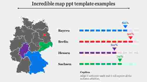 map ppt template-Incredible map ppt template examples