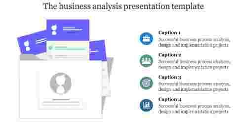 professional business analysis presentation template
