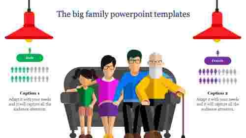 amazingfamilypowerpointtemplates