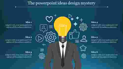 powerpoint ideas design - executive project ideas