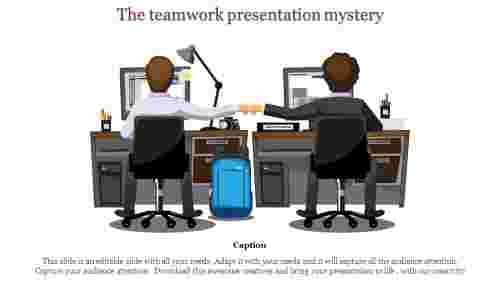 Teamwork presentation Design