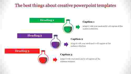 creative powerpoint templates with pot image