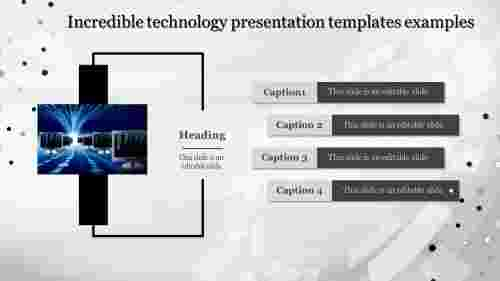 technology presentation templates for best business