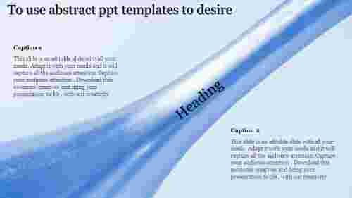 abstract PPT template-powerpoint background