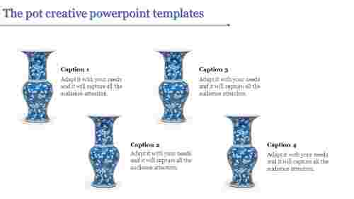 creative powerpoint templates-The pot creative powerpoint templates