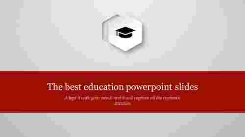 education powerpoint slides - overview