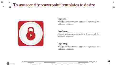 Security%20powerpoint%20templates-Lock%20diagram