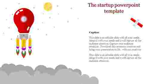 startup powerpoint template-The startup powerpoint template