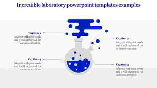 Laboratory powerpoint templates Design