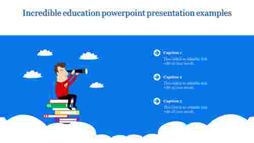 education powerpoint presentation - vision