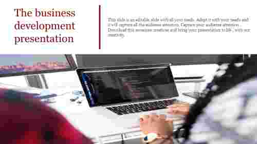 business development presentation - executive