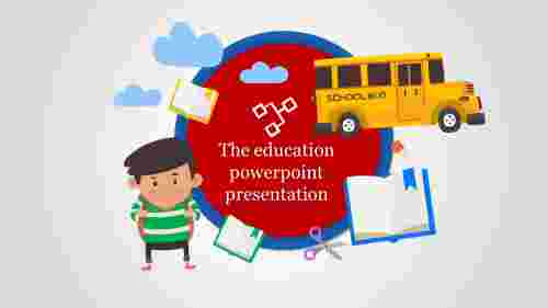A one noded education powerpoint presentation