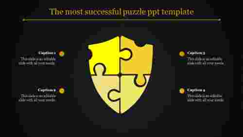 Security%20puzzle%20PPT%20template%20with%20dark%20background