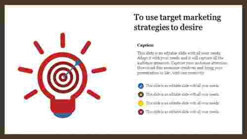 Bulb Target marketing strategies  Bulleye