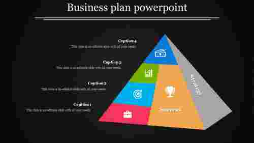 pyramid model business plan presentation