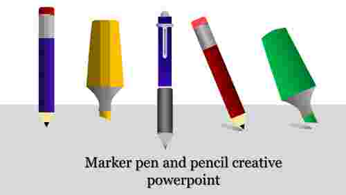 A one noded creative powerpoint