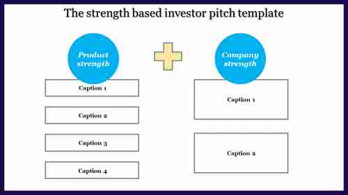 Comparative Investor Pitch Template