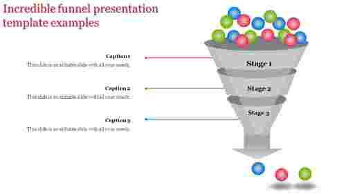 Incredible funnel presentation template